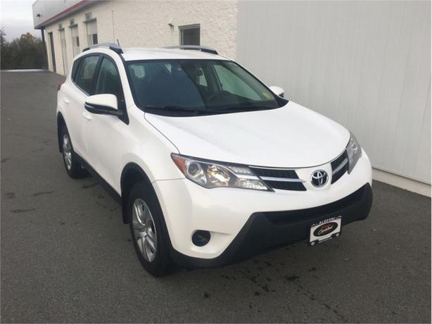 2014 Toyota Rav4 AWD LE   - Certified - Bluetooth - Roof Rack