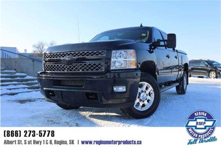 Chevrolet Silverado 2500hd Gatineau >> 2012 Chevrolet Silverado 2500HD LTZ Central Regina, Regina