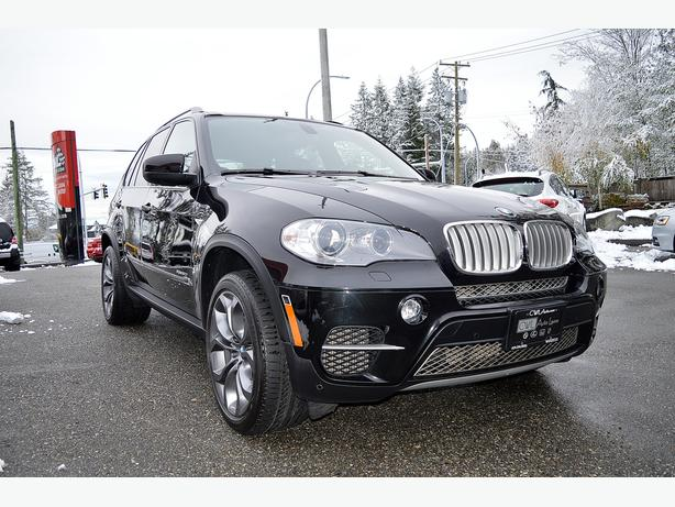 BMW X I XDrive Loaded Surrey Incl White Rock Vancouver - 2013 bmw x5 50i