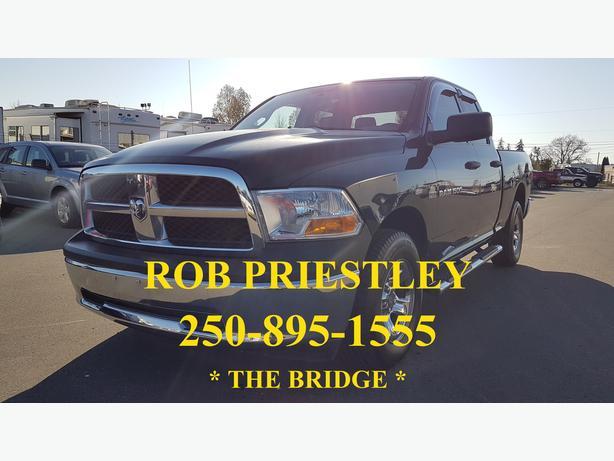 2011 RAM 1500 QUAD CAB SXT 4X4 * BLACK FRIDAY SALES EVENT * THE BRIDGE *