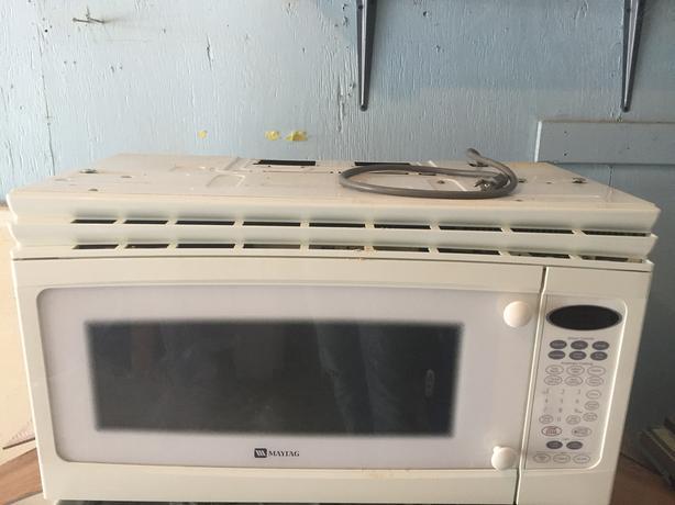 Maytag Microwave