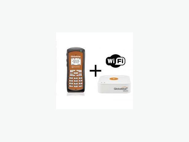 Satellite Phone Globalstar 1700 plus Hotspot
