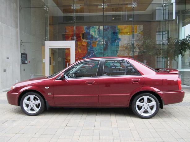2003 Mazda Protege ES   ON SALE!   NO ACCIDENTS!