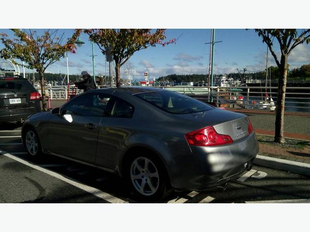 2006 Infiniti G35 coupe V6 Auto Save money and time, Trust Auto