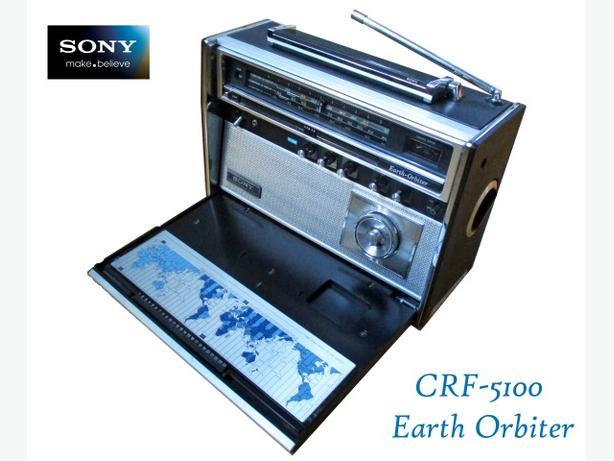 Shortwave Radio ~ Sony Earth Orbiter