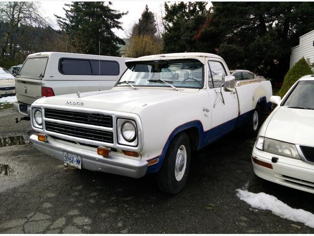 1980 Dodge 1500