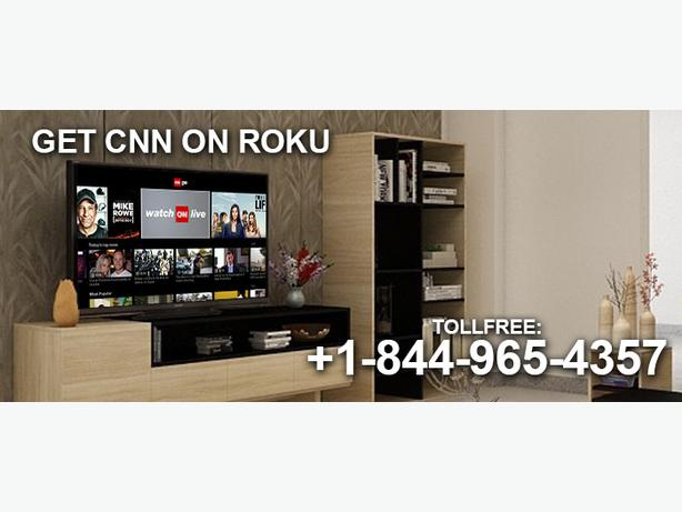 How to get CNN on Roku
