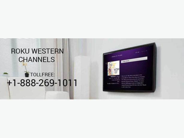 Watch Western Channels on Your Roku