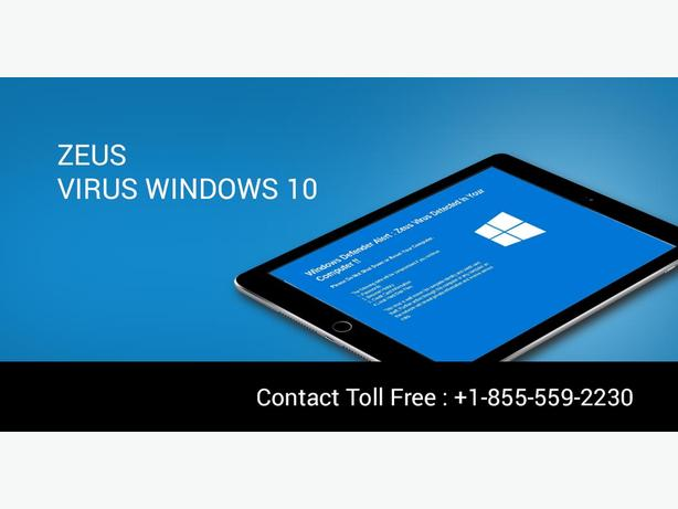 Do You Want To Remove Zeus Virus Windows 10