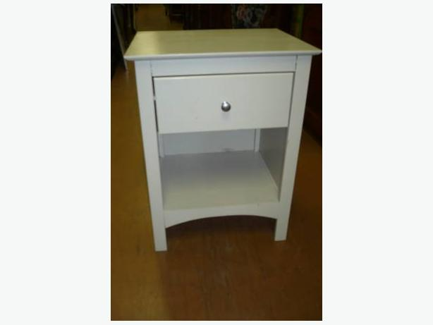 Bedside tables, see photo's for choices