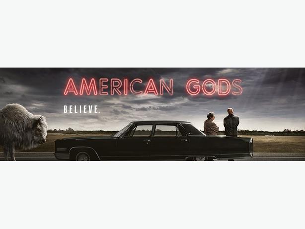 Watch American Gods Show on Roku
