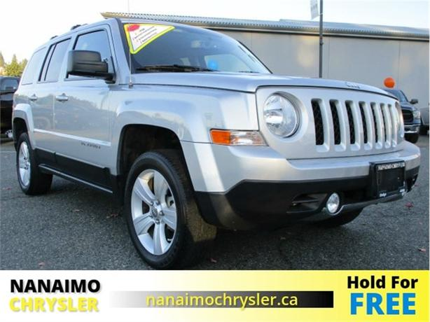 2012 Jeep Patriot Limited 4x4 One Owner No Accidents