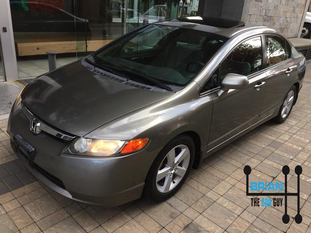 **2006 Honda Civic LX with only 138K**