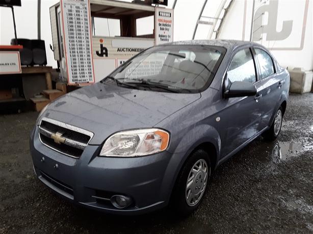 2008 Chevrolet Aveo LT