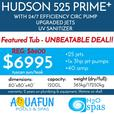 Featured Hot Tub Deal