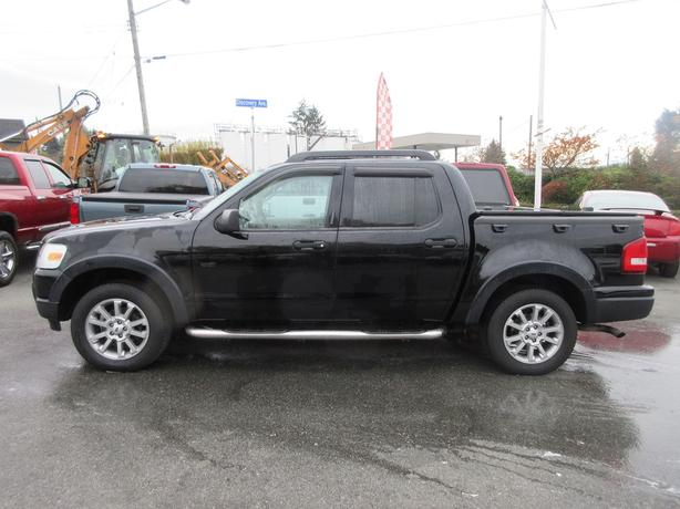ON SALE! 2007 FORD SPORTTRAC 4.0L V6 XLT - BC ONLY! TONAEU COVER!