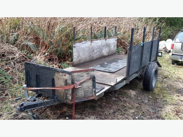 utility/quad trailer
