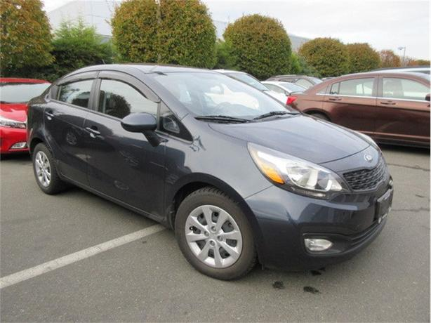 2013 Kia Rio LX+ Warranty One Owner Low Kilometers