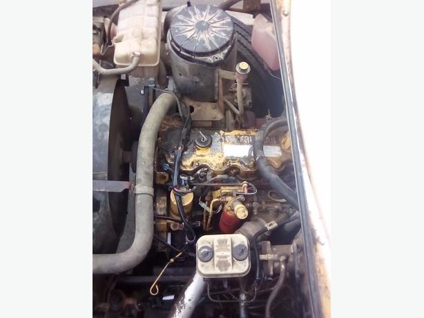 1998 Caterpillar Engine 7.2l 3126