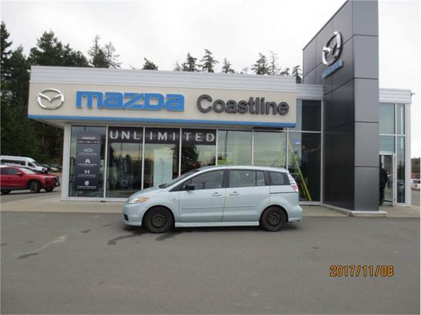 2006 Mazda Mazda5 GS
