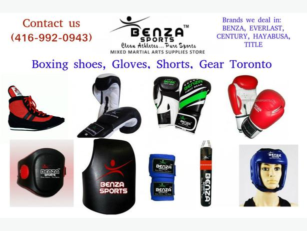 Buy Boxing Gloves Toronto | Benza Sports