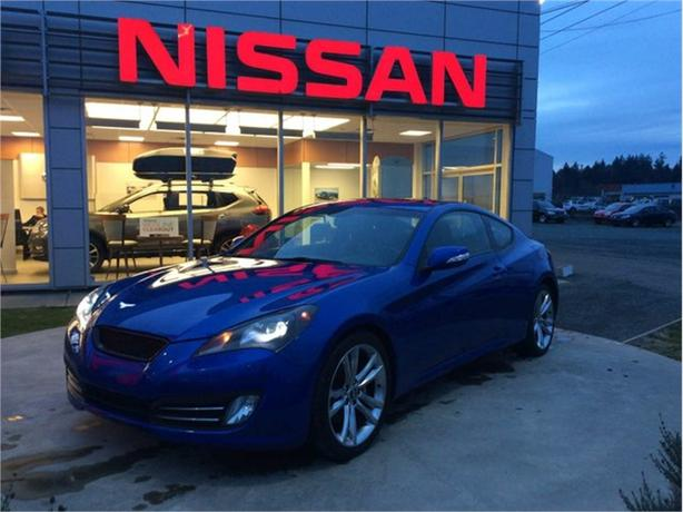 2010 Hyundai Genesis Coupe BASE