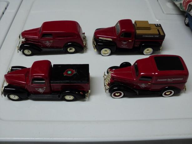 Limited Edition Canadian Tire Diecast Vehicles $10 Each