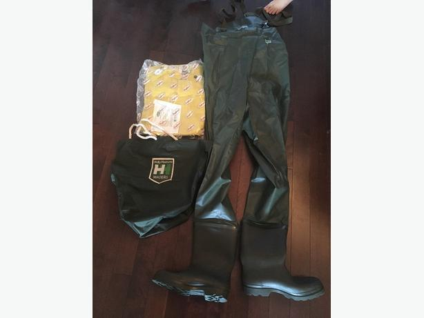 New Helly Hansen Hip Waders for sale