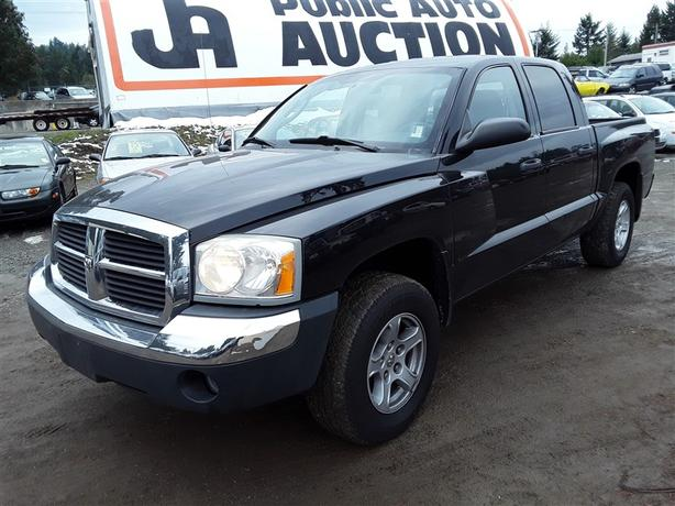 2005 Dodge Dakota Ext Cab