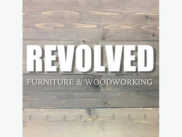 Revolved Furniture Custom Cabinetry, Furniture, Installs & Refinishing