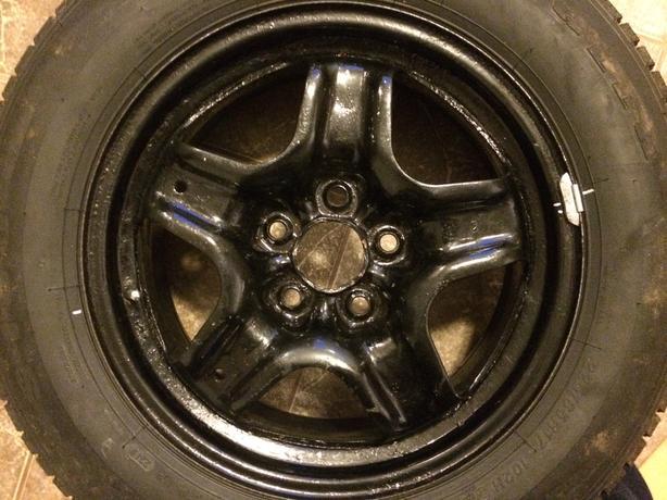 WANTED:Steel wheel