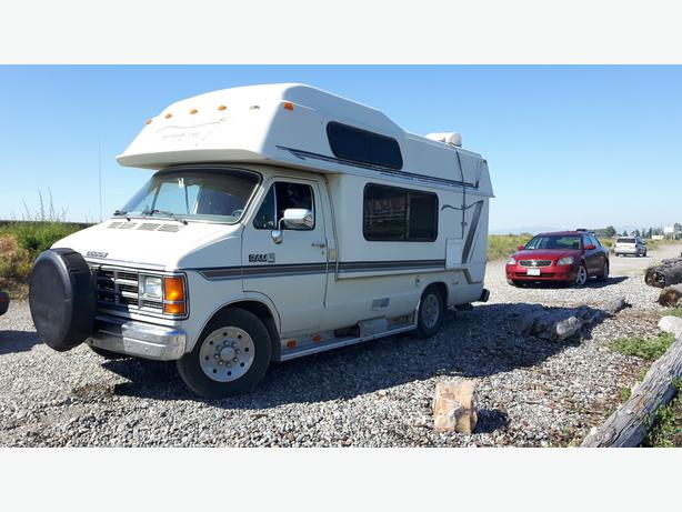 Dodge Ram B350 RV/Motorhome/Camper van