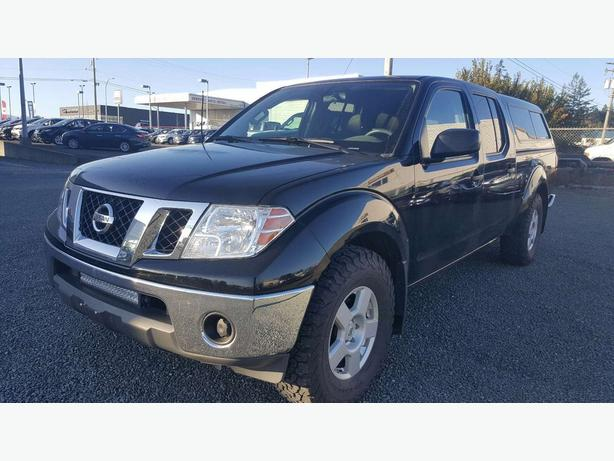 2012 Nissan Frontier SV LED Light bar, Canopy!