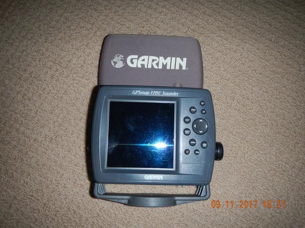 Garmin 178c gps/ chartplotter/sounder