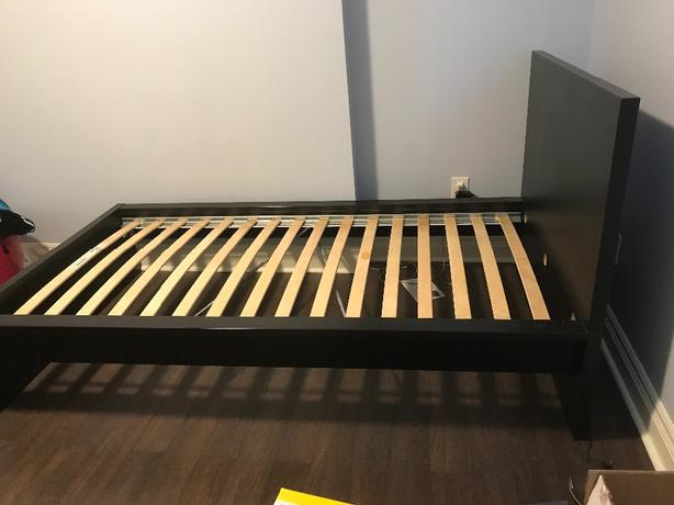 Malm IKEA Twin Bed Frame