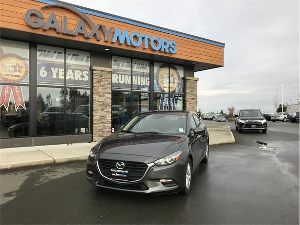 2017 Mazda Mazda3 GS - BACKUP CAMERA, BLUETOOTH, ALLOYS, SKYACTIVE