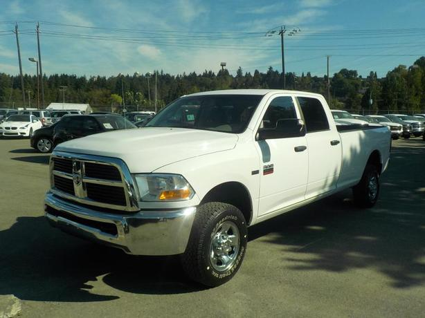 2012 Dodge Ram 2500 Crew Cab Long Box 4WD