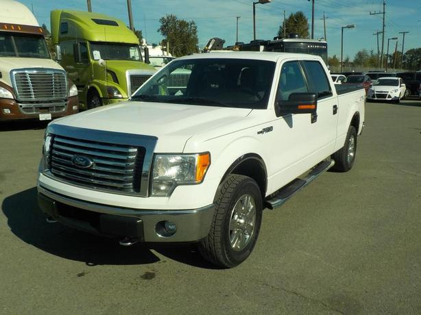 2012 Ford F-150 XLT XTR SuperCrew 6.5-ft. Bed 4WD w/ Tonneau Cover