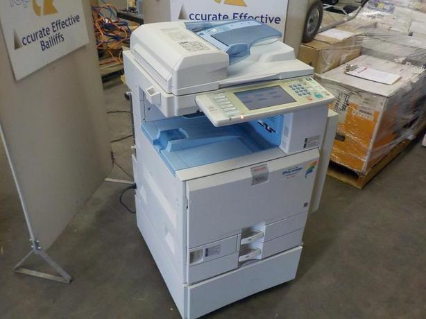 Ricoh Aficio MP C3000 Colour Photocopier And Printer