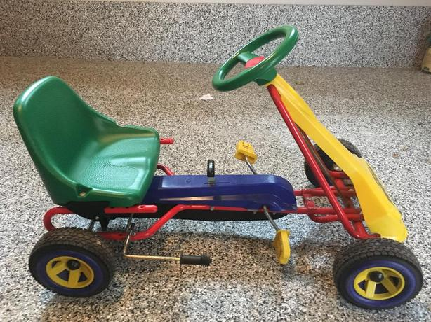 Made in Germany Kettler Original Ketcar Kabrio Pedal Children's Go Kart