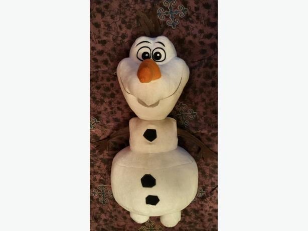 Disney's Frozen Olaf Pillow