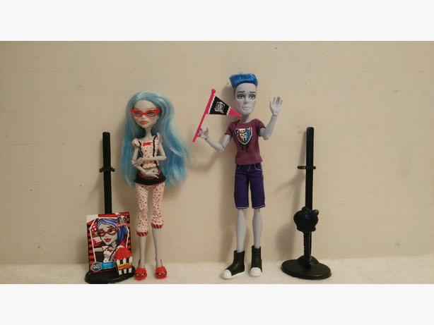 Monster High Zombie Dolls