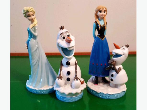 Disney Frozen Figurines