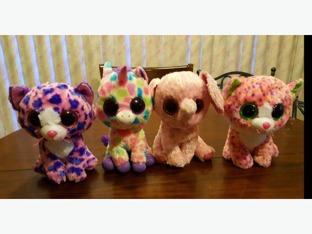 Beanie Boo Stuffed Animals