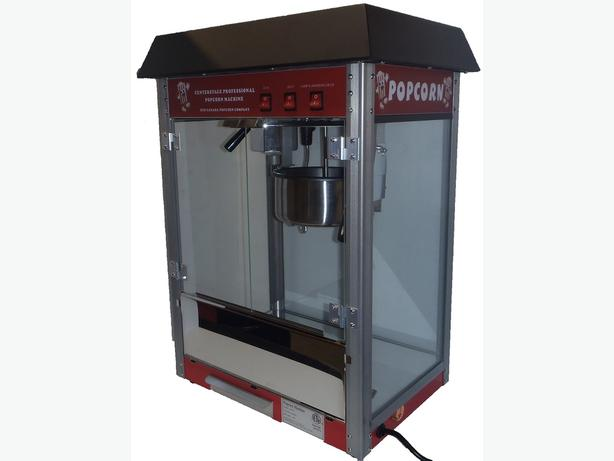 Commercial Or Home Theater Popcorn Machine Ottawa