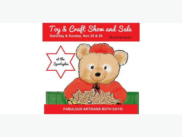 TOY & CRAFT SHOW AND SALE