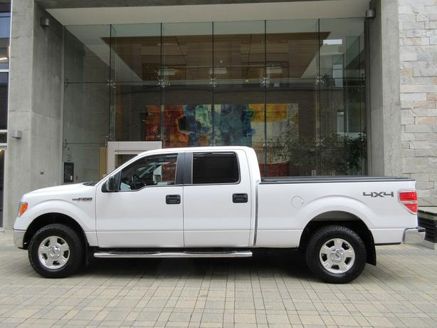 2011 Ford F150 XLT SuperCrew 4x4 - ON SALE! - NO ACCIDENTS!