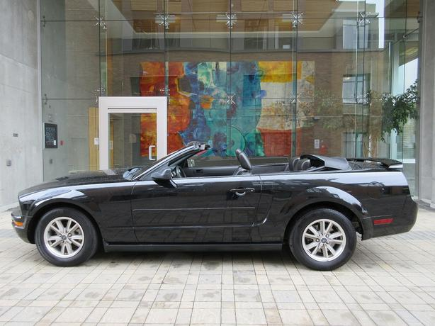 2005 Ford Mustang V6 Convertible - ON SALE! - 97,*** KM!