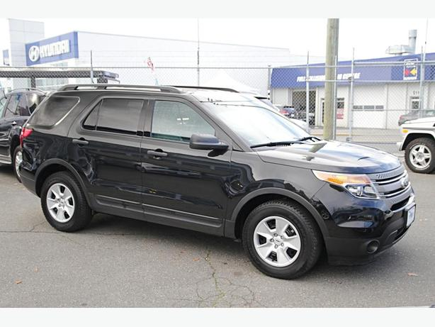 2014 FORD EXPLORER - Only 30,000KM