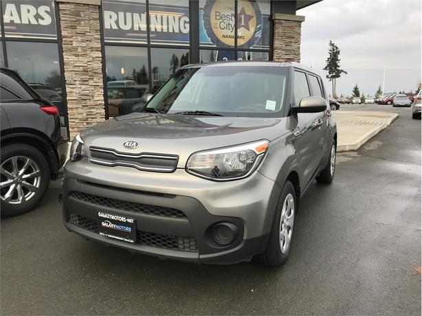 2017 Kia Soul LX - BLUETOOTH, AIR CONDITIONING, CRUISE CONTROL, TINTED WINDOWS